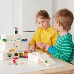 LEGO IKEA storage boxes